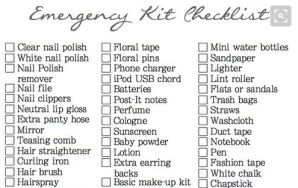emergency-kit-checklist