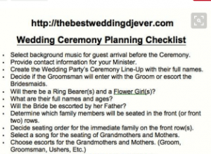 wedding-ceremony-checklist