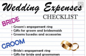wedding-expenses-checklist