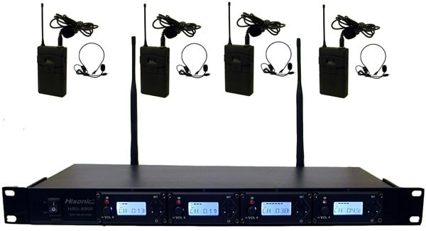 Image result for wireless microphone system